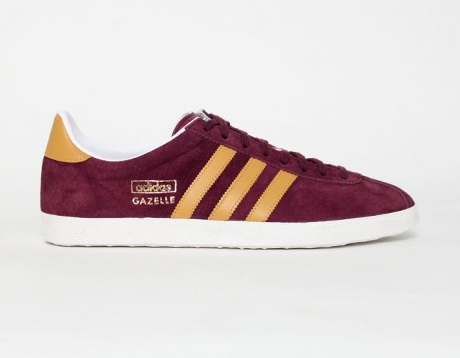 burgundy gazelles