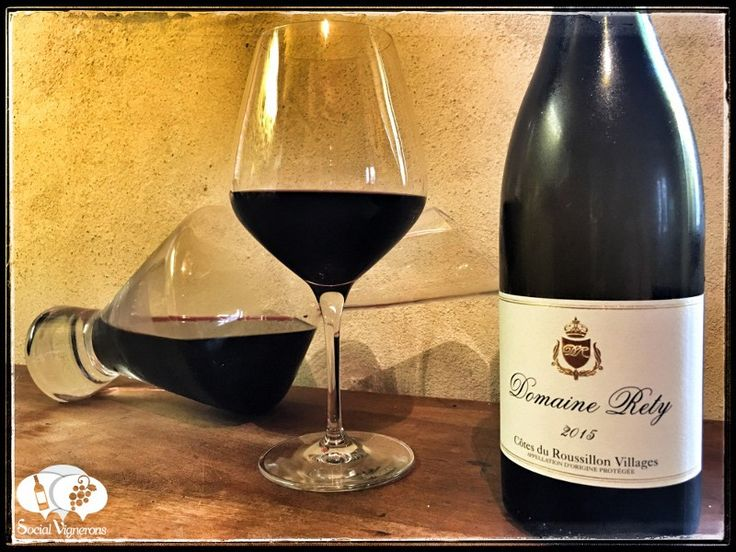 Score 91/100 Wine review, tasting notes, rating of Dom. Rety L'Insolente Côtes du Roussillon red. Description of aroma, palate, flavors. Join the experience
