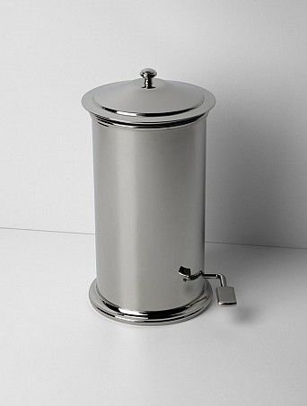 Best Bathroom Images On Pinterest Bathroom Accessories - Bathroom garbage can with lid for bathroom decor ideas