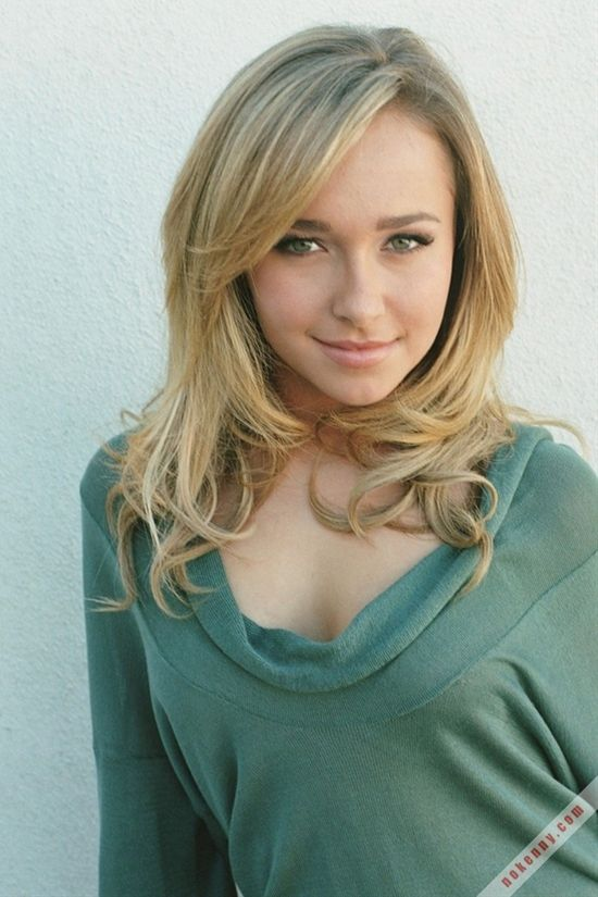 hayden panettiere blonde hair | Hayden Panettiere.. perfect blonde highlights