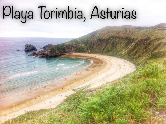 Playa Torimbia, Asturias