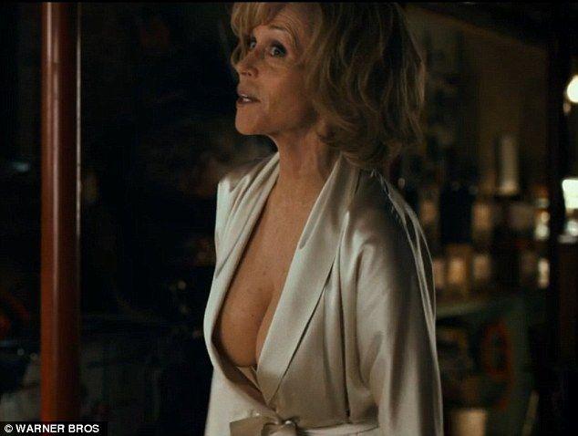 Jane fonda naked pics apologise