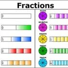 Fractions Test    15 questions about: ordering fractions adding and subtracting fractions multiplying and dividing fractions Word problems about fr...