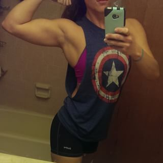 And the pain is absolutely worth it for those gains. | 19 Things Only Women Who Lift Will Understand