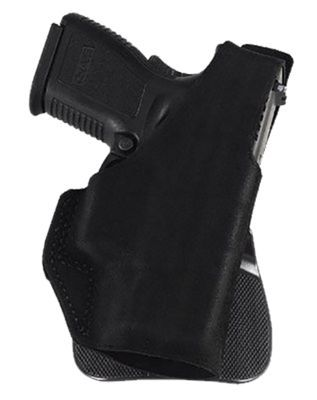 """Galco Paddle Lite Paddle Holster - 4"""" Springfield Armory XD"""