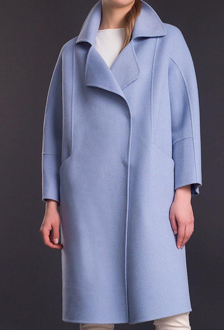 Женская коллекция. Пальто свободного покроя. Laplandia For Women