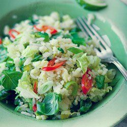 Ryż jaśminowy po tajsku | Kwestia Smaku