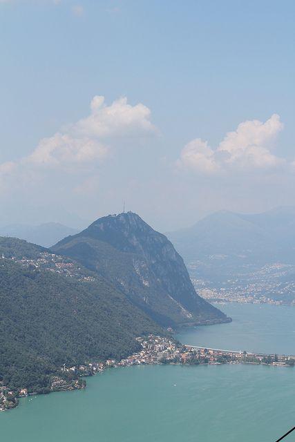 Ponte di Melide, Ticino, Switzerland