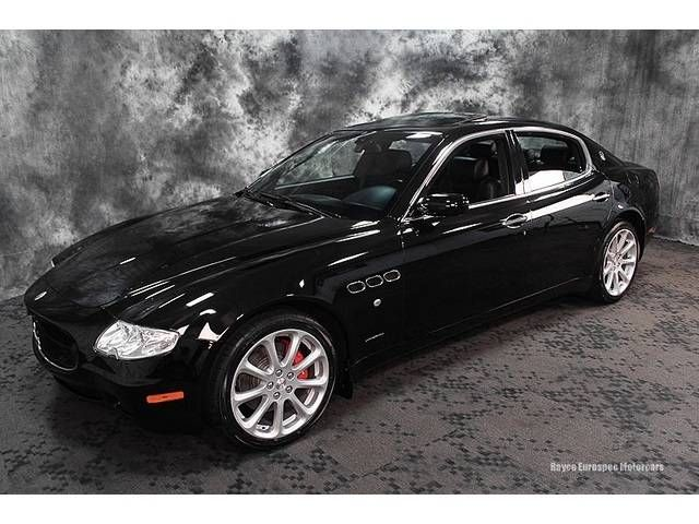 Maserati Quattroporte 2007 For Sale Idea Di Immagine Auto
