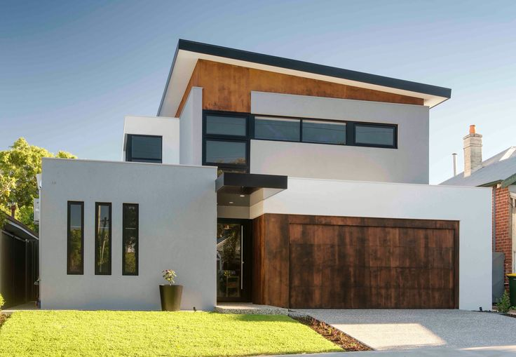 Innovative use of materials and scale of form with just the right amount of restraint has given this beautiful northern Perth Home a wonderful presence. Porter's Paints Liquid Iron with Instant Rust used on the exterior, lends textural and visual interest and anchors the home in the landscape. Designed by Chris McMahon from Aquila Homes