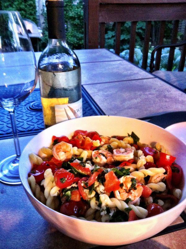 Shrimp Pasta | yummy treats | Pinterest | Shrimp, Pasta and Shrimp ...