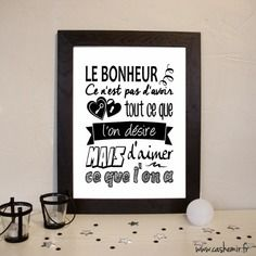 les 25 meilleures id es de la cat gorie stickers citation sur pinterest citations en fran ais. Black Bedroom Furniture Sets. Home Design Ideas