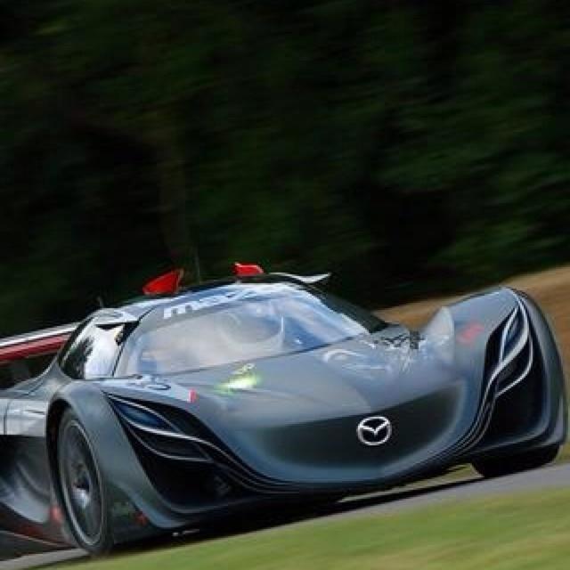 Read More About Mazda Concept Furai.