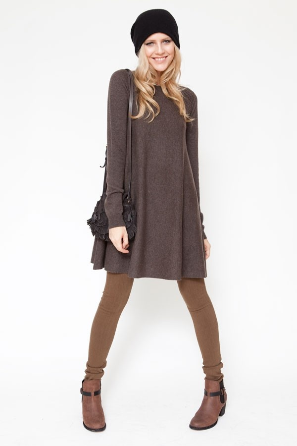 need boots and leggings yummie, cozy brown for Fall