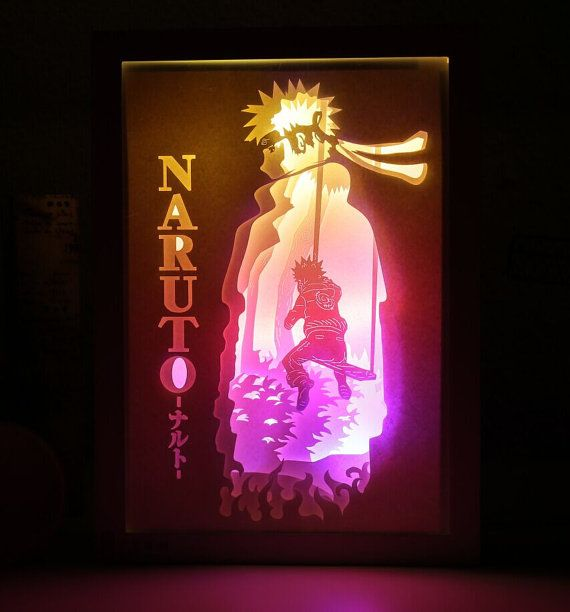 Naruto Room Decor