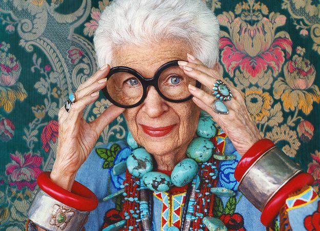 【ELLE】『アイリス・アプフェル!94歳のニューヨーカー』特別試写会に100組200名様をご招待!|エル・オンライン