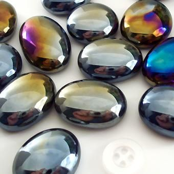 94 best glass stones and marble crafts images on pinterest for Colored stones for crafts