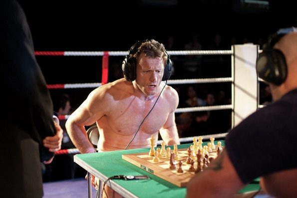 But chess boxing has been going from strength to strength since the first proper bout took place in 2003. First invented by Enki Bilal in his 1992 comic book Froid Équateur, this strange hybrid of mental and physical challenge has now been played in various countries around the world, and photographer Laura Pannack has turned her prodigious talents onto this bizarre corner of the sporting world.