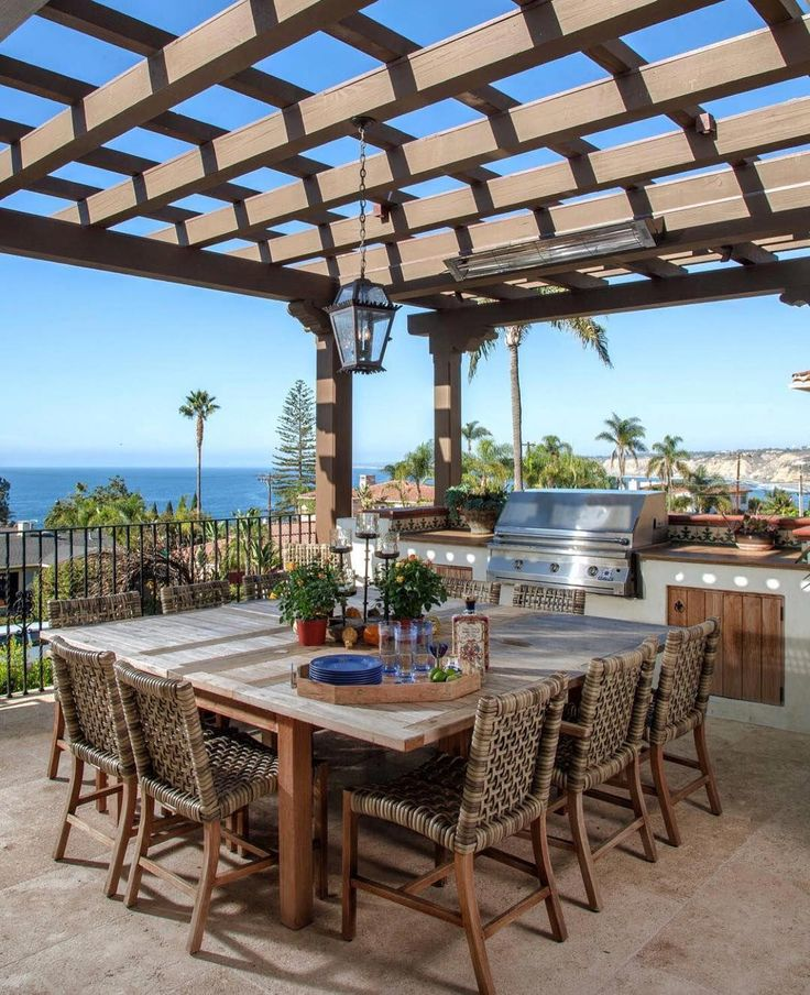 Create your own private and cozy getaway right in your ... on L Shaped Patio Ideas id=67891