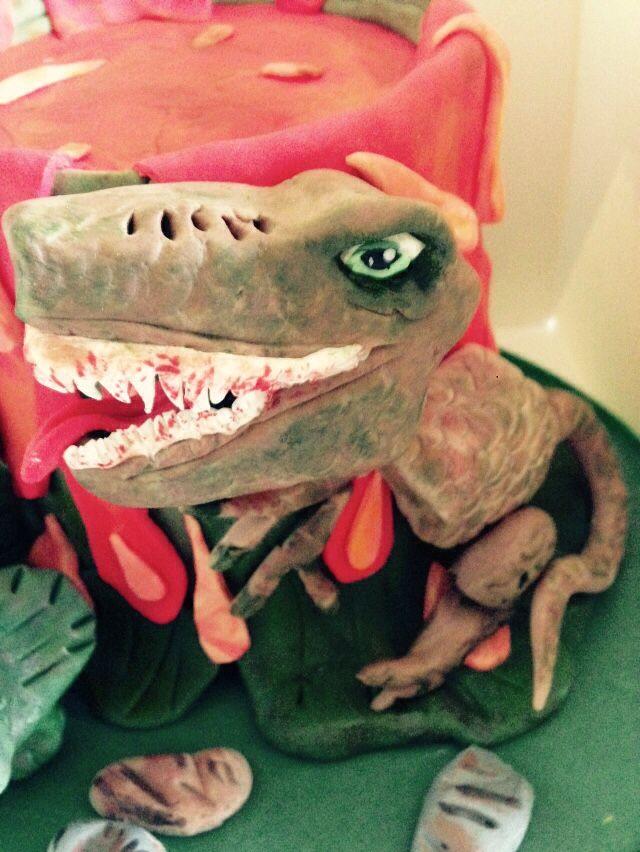 T-Rex in pdz