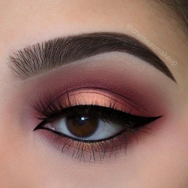 If you have short lashes you can always upgrade them or put artificial when you go to some ceremony.