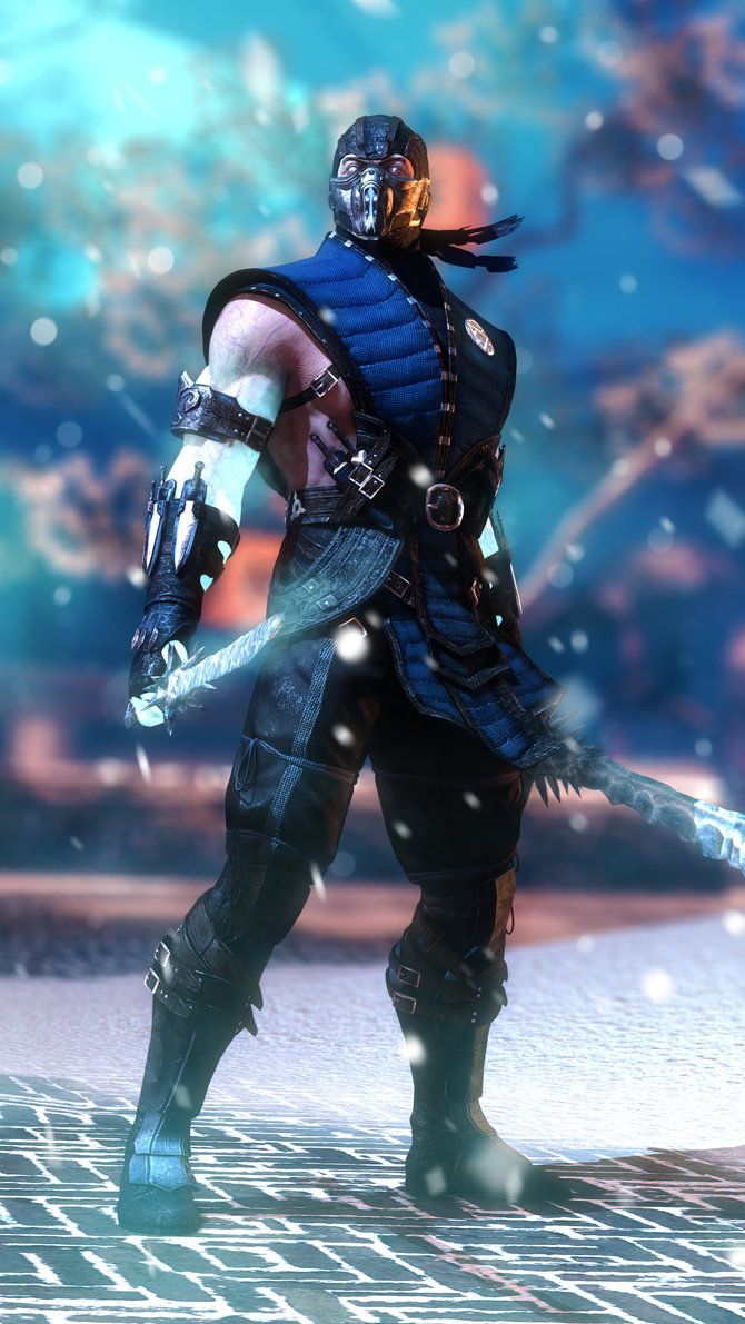 What's cooler than being cool? ICE COLD! ALRIGHTALRIGHTALRIGHTALRIGHTALRIGHTALRIGHTALRIGHTALRIGHTALRIGHT... Companion piece for  Mortal Kombat X model test for Garry's Mod and Photoshop If you...