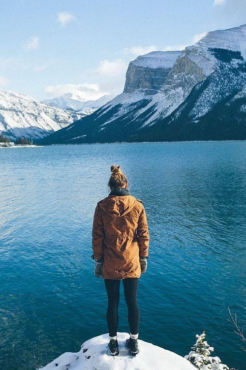 #Aventura #Lago #Naturaleza