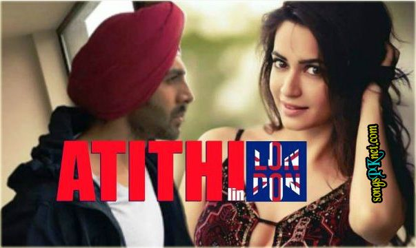 Atithi In London is an upcoming Bollywood movie. Atithi In London is a comedy movie mp3 songs Download. The writer and director of Atithi In London is Ashwni Dhir.