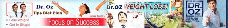Dr. Oz Detox Diet Plan