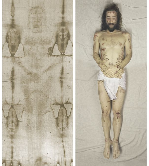 Unsolved mysteries, the Shroud of Turin Was this really the shroud Jesus was wrapped in after his crucifixion?? It contain a male imprint...??