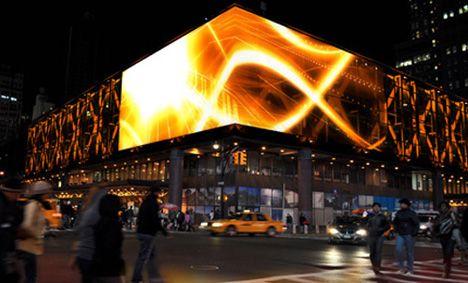 Port Authority Bus Terminal - NYC - Times Square? - GKD MediaMesh