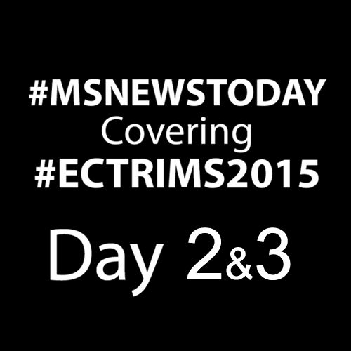 Mike Nace, Editor-in-Chief of Multiple Sclerosis News Today, Reviews Day 2-3 at #ECTRIMS2015