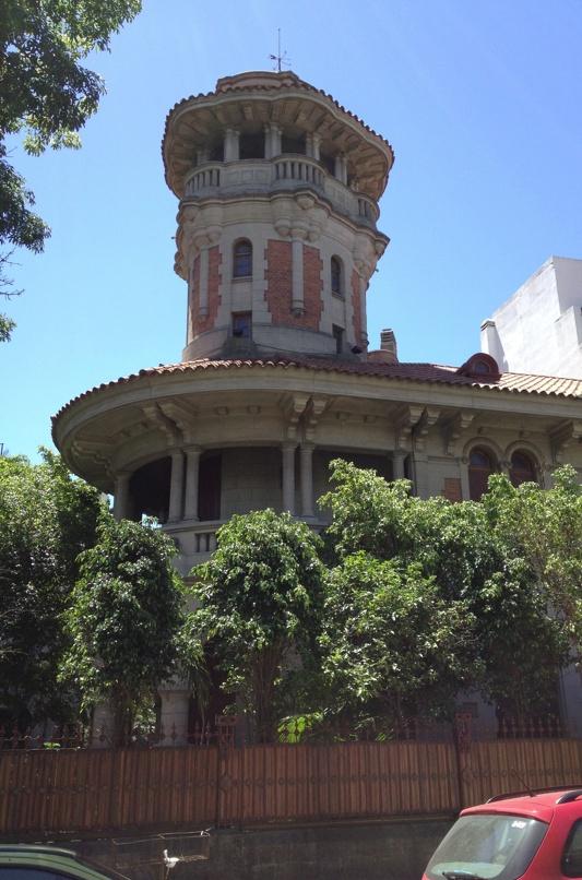 Palermo Chico. Buenos Aires.