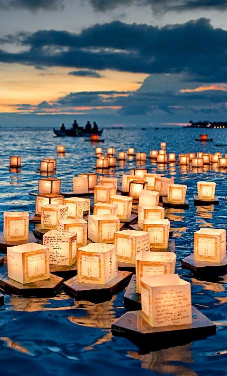 May 30, 2016 Lantern Floating Hawaii Every year on Memorial Day, thousands of…