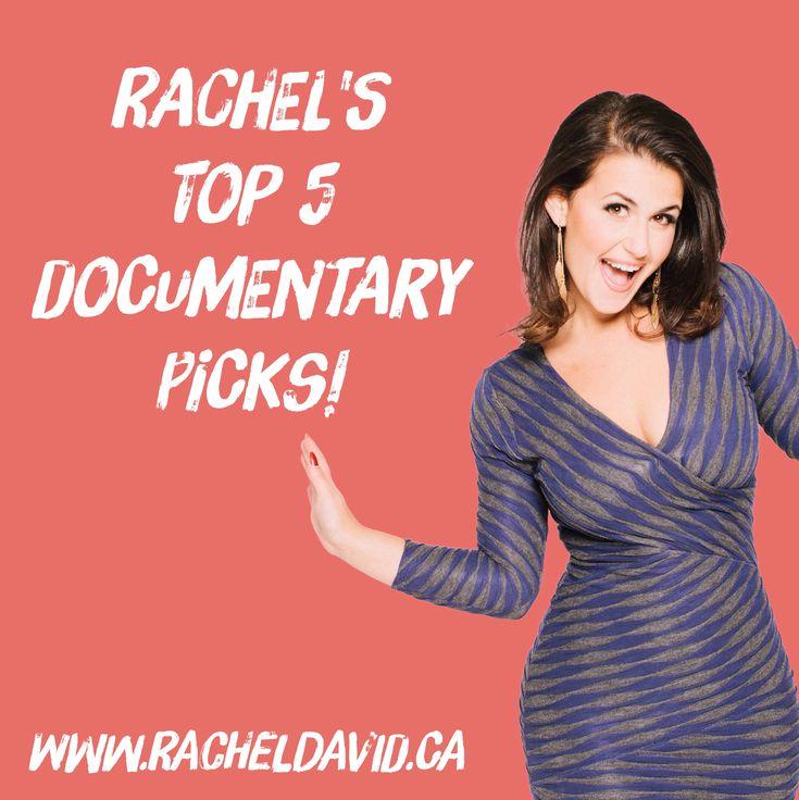 Top 5 Documentary Picks!