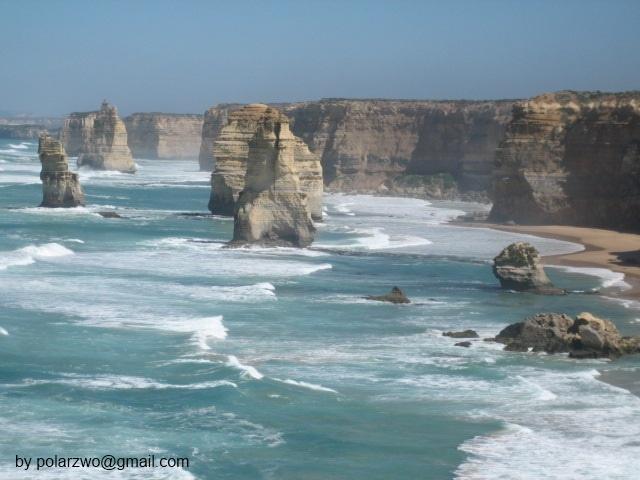 Zwölf Apostel - Da waren es nur noch Acht. Australia.
