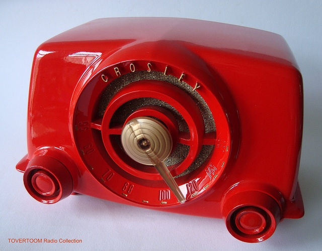 CROSLEY Tube Radio Model 11-101U (USA 1951) by MarkAmsterdam, via Flickr