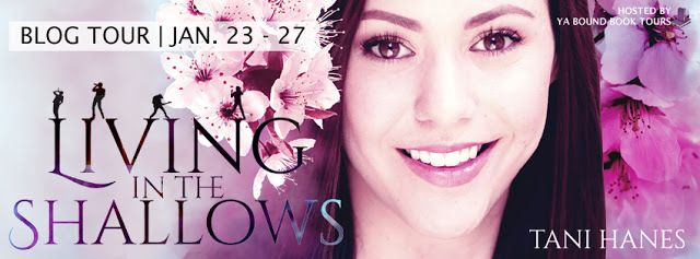Living In The Shallows Blog Tour + Giveaway | Books, Dreams, Life