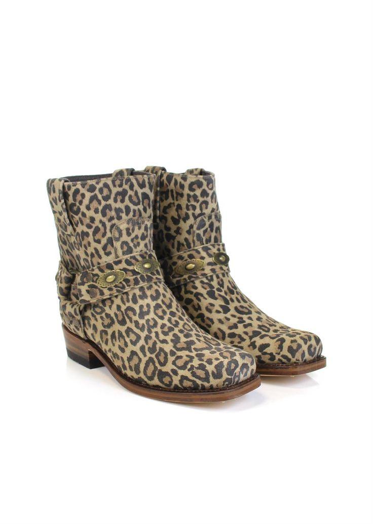 Sendra 10968 - Korte Laarzen & Boots - Dames - Donelli
