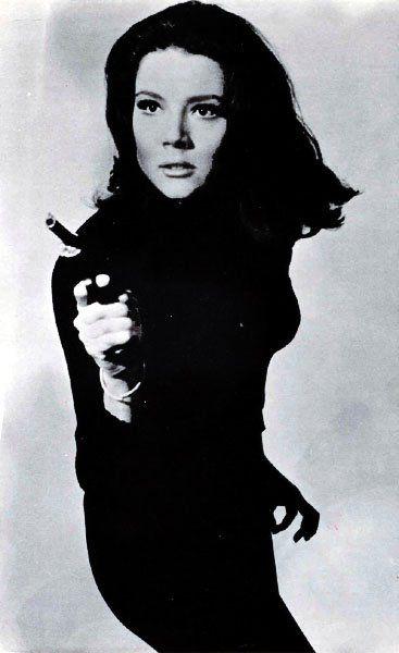 Emma Peel- The Original Avengers! - loved her!!!