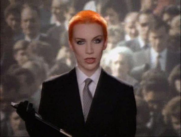 Boom. : Daily Boom 80's Throwback: Eurythmics - 'Sweet Dre...