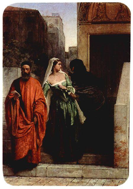 Βενετσιάνα γυναίκα