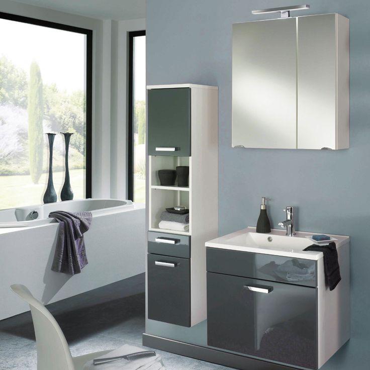 Die besten 25+ Badezimmer grau weiß Ideen auf Pinterest Graue - badezimmer modern grau