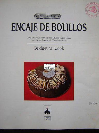 Encaje de bolillos (bridget m cook) - rosi ramos - Picasa Web Albums