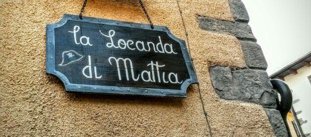 La Locanda di Mattia  Via Trento e Trieste 24 - Fiumalbo  Tel. 3669948705