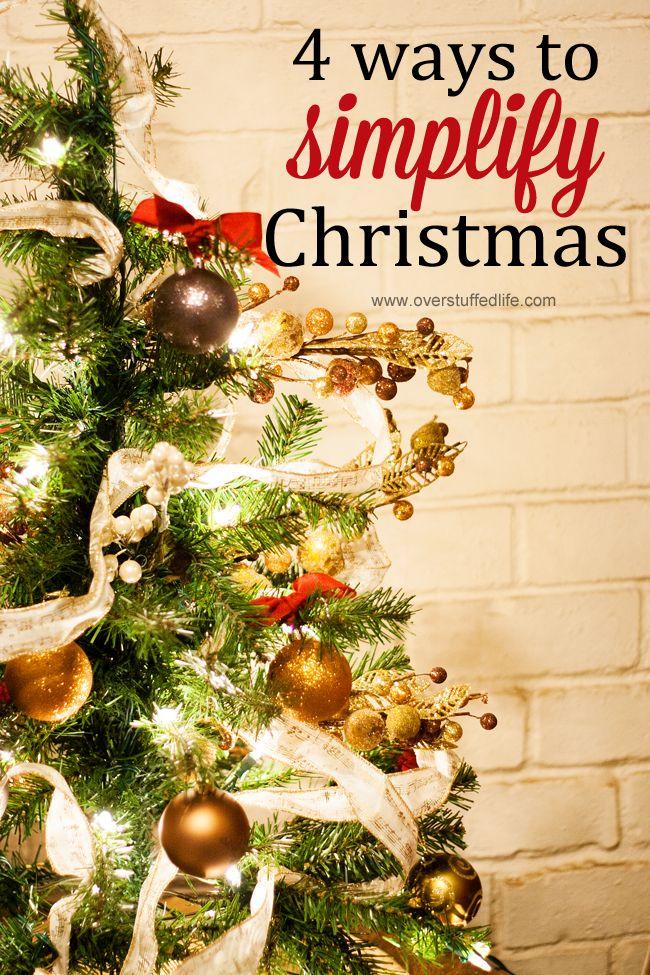 370 best Christmas organizing images on Pinterest | Organizing ...