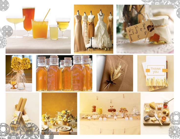 2013 Honey and Wheat Colour Trend