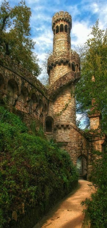 The Palace Of Mystery: Quinta Da Regaleira, Portugal