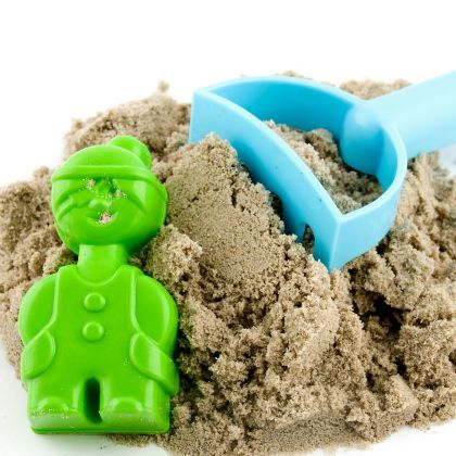 Sand Dough Recipe