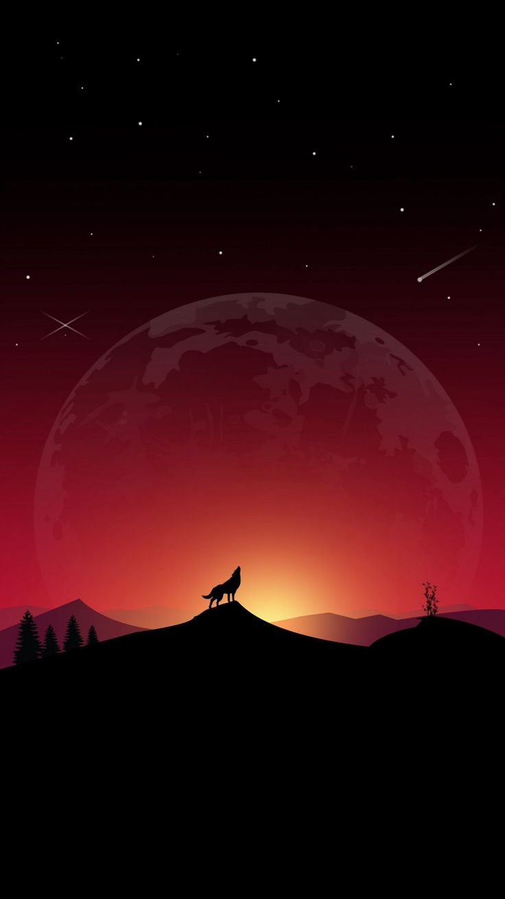 See My Collection Of Amazing Iphone And Android Wolf Wallpapers And Background Images In 2k Get Instan Wolf Wallpaper Wallpaper Pictures Landscape Wallpaper
